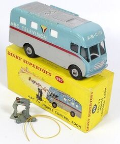 #987 ABC Television Mobile Camera Truck