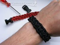 Anleitung Paracord Survival Armband