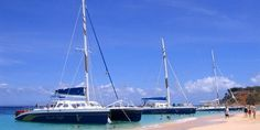 Golden Eagle Catamaran Sail & Snorkel  St. Maarten, NA. Done this several times and love it~