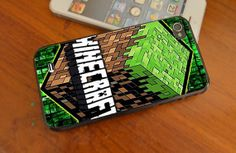 Mention ANGLSWNGS.....New Minecraft Creeper Game Land iphone 4 /4s/5/5C  by barcodezz, $14.99