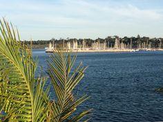 Corio Bay, Geelong, Victoria, Australia.