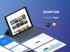Free Pages Quantum Kit