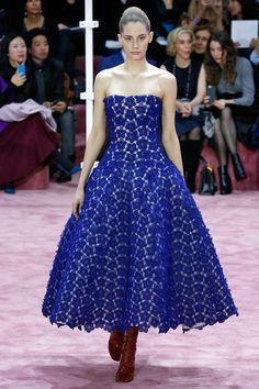 Semana de alta-costura de Paris - Desfile Dior
