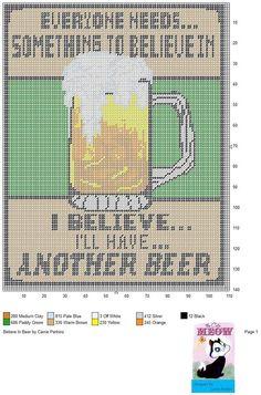 Believe in Beer *