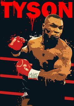 Mike Tyson was the greatest boxer in my opinion and his reckless and careless approach to things is an inspiration #MFC4012