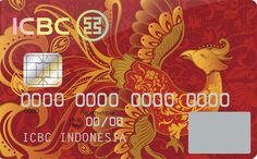 ICBC Card Design on Behance