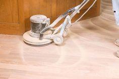 The Basics of Sanding Hardwood Floors
