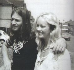 David & Ginger GILMOUR..
