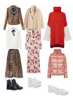 BLOGGED - Meine Capsule Wardrobe Must Haves mit vielen Kombinationsvorschlägen direkt zum nachshoppen/ Herbstoutfit