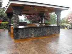 fabulous outdoor kitchens | OUTDOOR KITCHEN