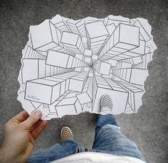 Lápiz vs. Cámara: una artística batalla en 24 imágenes - Diviértete - Espacio360