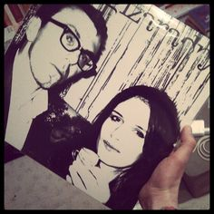 Finally I got it - @giloocore- #webstagram    new vinyl split