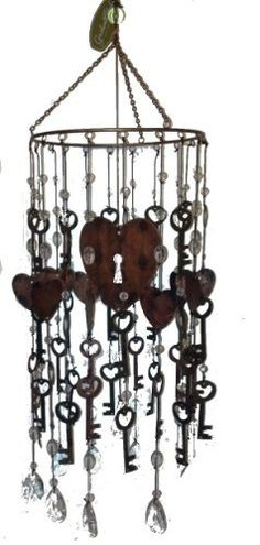 Grasslands Road Mobile Large Heart Key Chime , http://www.amazon.com/dp/B00BJ86AQK/ref=cm_sw_r_pi_dp_bCPMrb19R6XW3