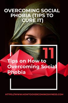Overcoming Shyness And Social Anxiety Overcomingshyness Profile Pinterest