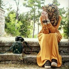 Likes, 24 Comments - { Islam Hijab Outfit, Hijab Dress, Dress Skirt, Mode Abaya, Mode Hijab, Beautiful Muslim Women, Beautiful Hijab, Hijabi Girl, Girl Hijab