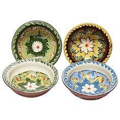 Handmade Bulgarian Traditional Pottery Plate Cap Dish Cup Pot Bowl Souvenirs WWF #Handmade