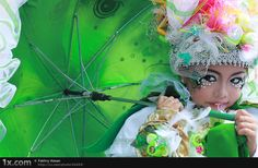 The 10th Jember Fashion Carnaval: Indonesia's longest Fashion Catwalk