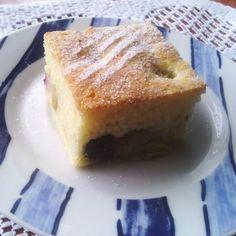Kefires kevert süti szőlővel Recept képpel -   Mindmegette.hu - Receptek