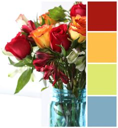 Where do you find color inspiration for painting a room? See the latest tips from @inspiredbycharm