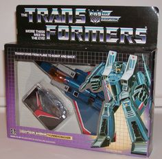 TRANSFORMERS - thundercracker