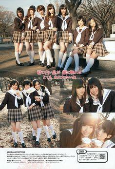 乃木坂46『週刊プレイボーイ』2012年2月21日発売号04