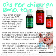 Did you know that Young Living Oils are safe for kids? Want to find out more info? Email me at: staceyedingyoungliving@gmail.com or order here: https://www.youngliving.com/signup/?sponsorid=1597362&enrollerid=1597362