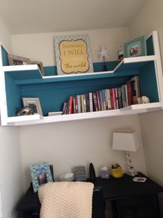 Bookshelf for my daughters apartment at college