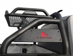 Atlas Roll Bar RB-BA1B - Black Fits Ram, Ford, Chevrolet, GMC, and Toyota