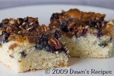 A Simple Coffee Cake | Dawn's Recipes