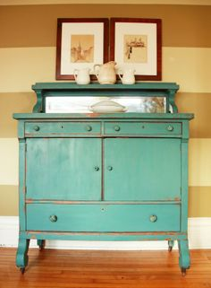 dresser / by Q is for Quandie / Miss Mustard Seed's Milk Paint #mmsmilkpaint