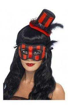 kit de cabaret burlesque rojo