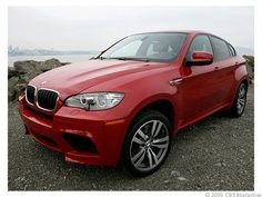2010 BMW X6 M Review