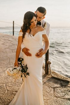 When you choose SunHorse as your partner in planning a dream destination wedding on Isla Mujeres, we'll do all the planning so you can focus on having fun. Lace Chiffon, Dress Lace, Island Beach, Bridal Looks, Wedding Details, Bridal Dresses, Dreaming Of You, Destination Wedding, Dream Wedding