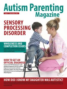 "Other articles include: +How to get an official diagnosis  +How did I Know my daughter was autistic? +Wholeness and completion issues If your child or a student that you teach seems defiant or like they ""just won't listen,"" then you need to read this article. +Aspergers and Violence +How Lego made the day of a young boy with Asperger's Syndrome."