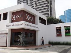 Tienda de Chocolates Xocoli, zona 10