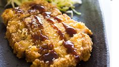 This tonkatsu recipe contains so many different flavors and textures like succulent pork, a crispy crust, and a tangy sauce. Get this Japanese dish at PBS.