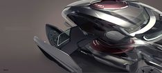 BMW iQ Concept by Chris Lee - Rendering Bmw Design, Bmw I, Car Sketch, Automotive Design, Automobile, Concept, Presentation, Sketches, Exterior
