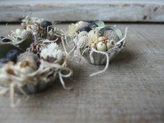 木の実のアレンジ dryflower ドライフラワー |FLEURI blog
