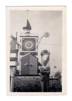 Lewitt-Him Guinness Clock Festival of Britain