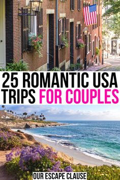 From beaches to cities, here are the most romantic getaways in the United States! romantic getaways in usa for couples | romantic trips in usa | romantic vacations in usa | most romantic places in usa | best places to visit in usa for couples | honeymoon ideas in usa | us honeymoon destinations | couples trips in usa | romantic getaways in the us | couples travel in usa | best travel destinations in usa for couples | most romantic getaways in the south | romantic getaways usa west coast |