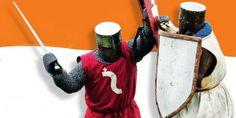 Rycerskie turnieje na czerskim zamczysku od wielu lat cieszą się dużą popularnością i uznaniem. 10 i 11 maja 2014 po raz szósty impreza będzie odbywała się pod hasłem turnieju na dworze księcia Konrada. Motywem przewodnim będzie poselstwo tatarskie, które przybyło niemal osiem wieków temu do księcia.