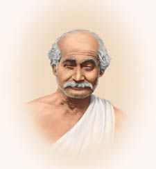 Lahiri Mahasaya was born on September 30, 1828, in the village of Ghurni in Bengal, India. At the age of thirty-three, while walking one day in the Himalayan foothills near Ranikhet, he met his guru, Mahavatar Babaji.