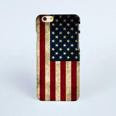 USA Flag IPhone 8 Case X 7 Plus 6s Tough Samsung Galaxy