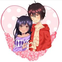 aphmau and aaron anime - Yahoo Image Search Results Phoenix Drop High, Aphmau Wallpaper, Aphmau My Street, Aphmau Pictures, Aarmau Fanart, Aphmau Characters, Aphmau Memes, Aphmau And Aaron, Zane Chan
