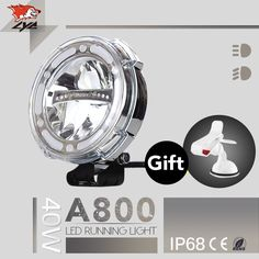 132.22$  Buy here - http://ali8wp.worldwells.pw/go.php?t=32732604302 - LYC 7 Round Led Low Beam High Beam 40w Car lLed Head Light For Jeep 4x4 Lights 1800lm IP68 Led Driving Lamp 6000K Headlight