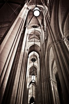 NYC. Medieval  state of mind in the Cathedral of St.John the Divine. This church is absolutely gorgeous! I've seen it in person!
