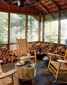 Standout Fishing Cabins . . . Rustic Elegance!