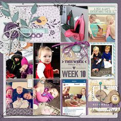 documenting the everyday #ProjectLife by Kayleigh Wiles #shopDesignerDigitals