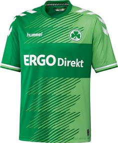 Hummel Greuther Fürth Away Kit Released - Footy Headlines Soccer Kits, Football Kits, Football Jerseys, Sports Jersey Design, Football Design, Team Shirts, Sports Shirts, Arsenal Jersey, Fantasy Football