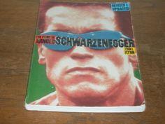 Vintage 1996 ARNOLD SCHWARZENEGGER The Films Of Paperback Book REVISED